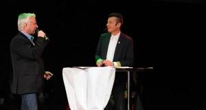 Thomas Rosch (Moderator) und Dirk Himbert (Sommelier)